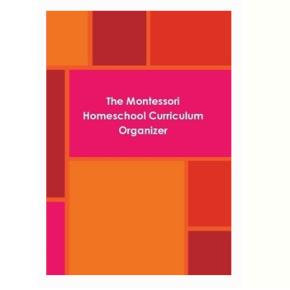 Montessori Homeschool Organizer