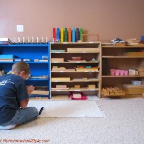 Montessori Math AtHome