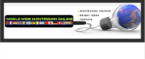 Worldwide Montessori Online TrainingProgram
