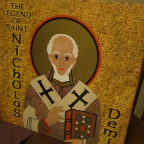 St. Nicholas Day – December 6th