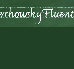 Barchowsky Fluent Handwriting Info