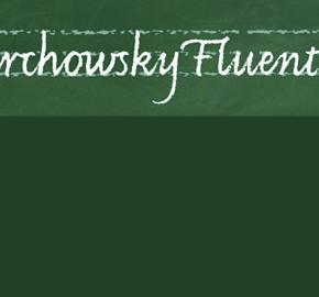 Barchowsky Fluent HandwritingInfo