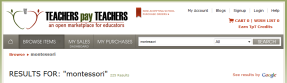 TeachersPayTeachers – FreeResources